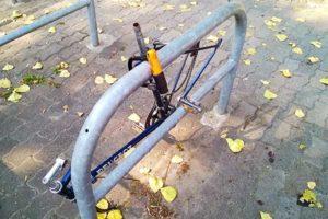 Sicheres Fahrradschloss - Kryptonite Evolution 4